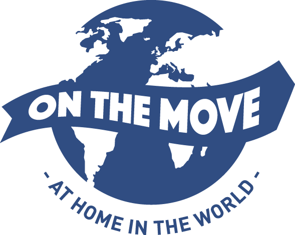 on the move - at home in the world  Jahrestagung Stadtteilarbeit 2016