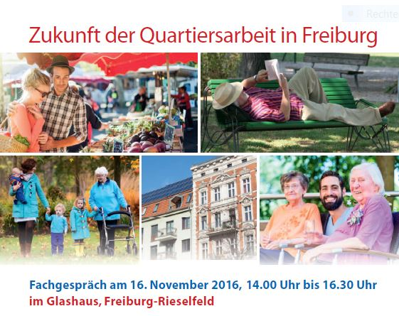 Quartiersarbeit Freiburg