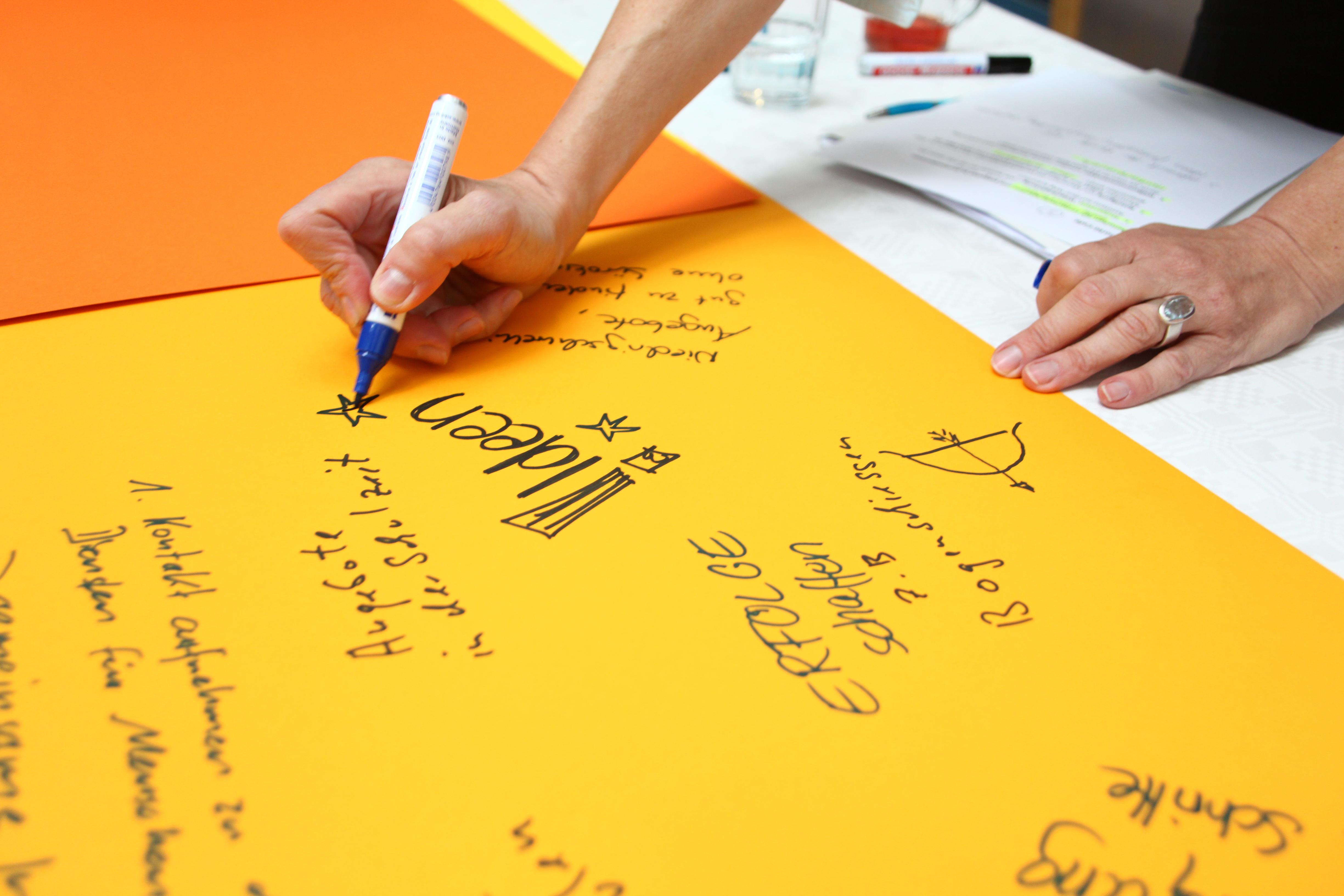 Ideen und Kreativität